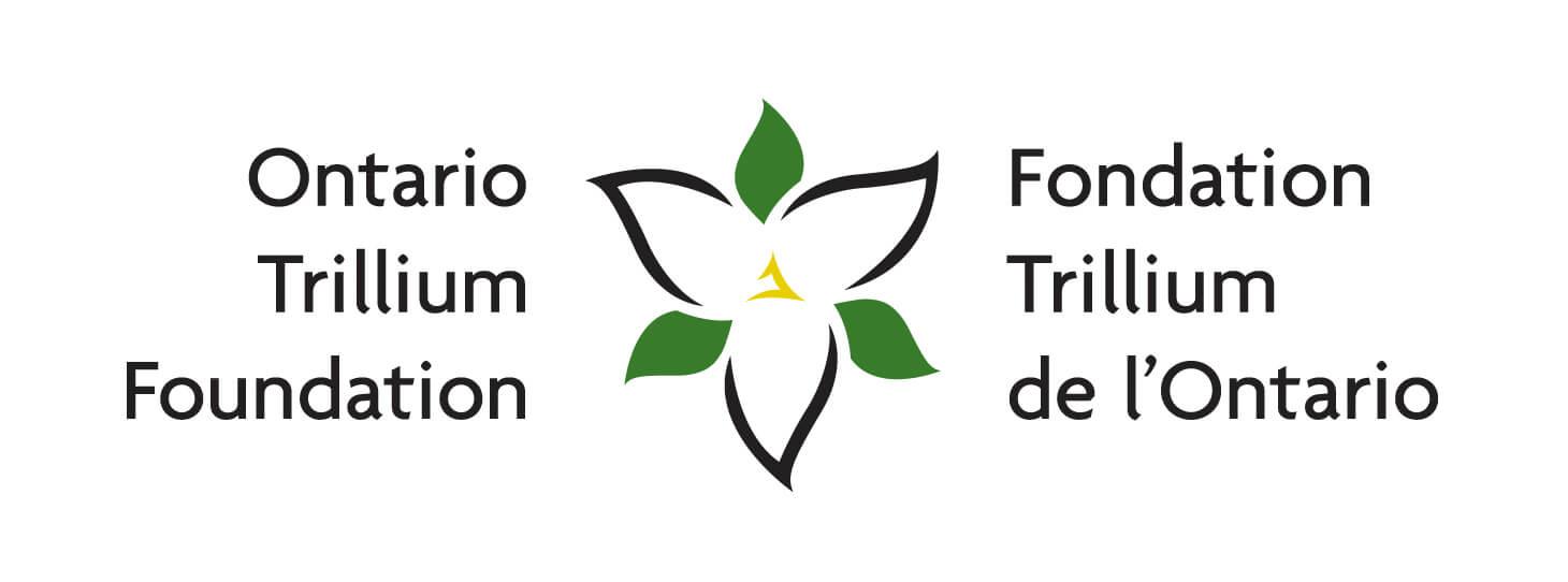 image of ontario trillium foundation logo