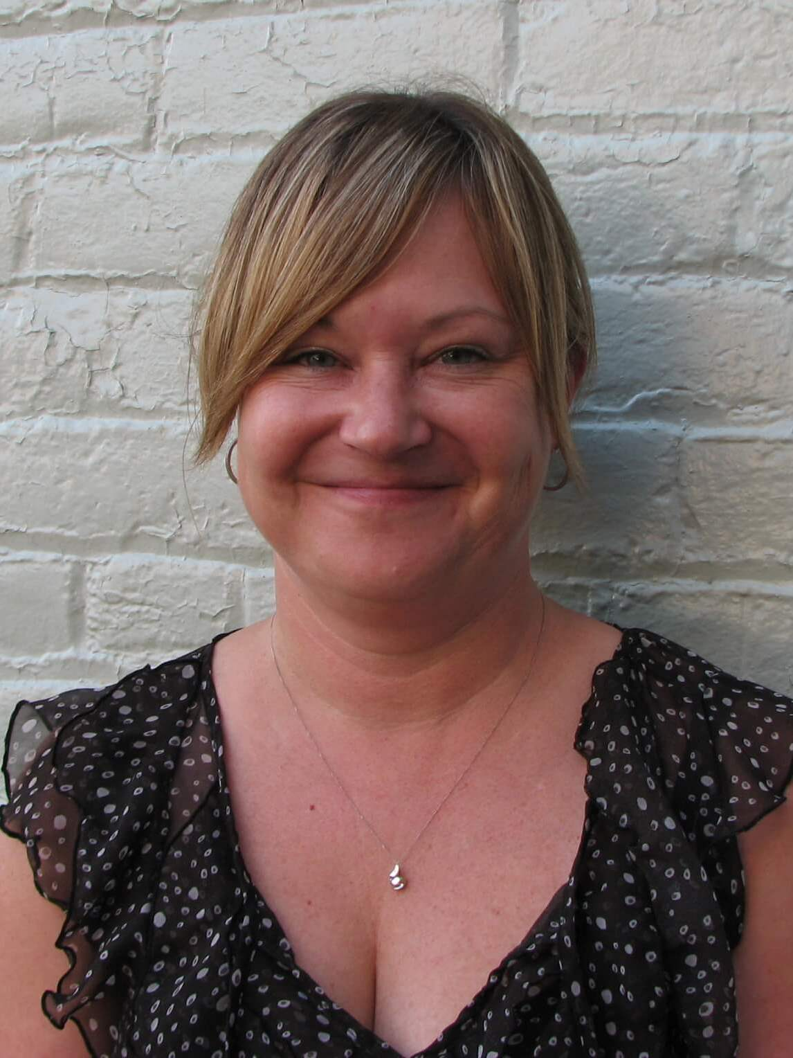 photo of Tina Thornton, Vice President
