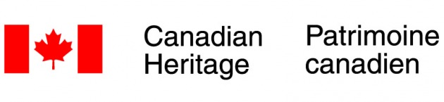 image of the Canadian Heritage logo